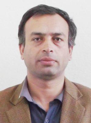 Assoc. Professor Dr Bed Mani Dahal